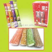 Mix Fruit Halal Sour Gummy Candy Soft Candies