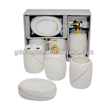 cheap things nice design ceramic bathroom accessories manufacturer