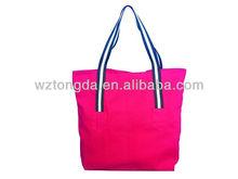 Convenient cotton bag shopping handbags(WZ5322)