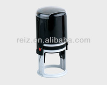 round self inking stamps