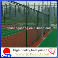 High quality PVC coated chain link fence dongtai