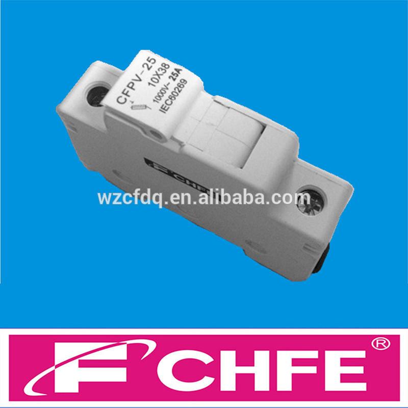 Fchfe marca 10 x 38 2A 4A 6A 10A 12A 16A 15A 20A 25A 1000VDC Solar ...