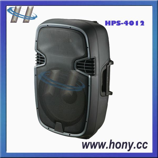 inch dj speakers