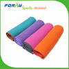 high quality non-slip microfiber yoga towel with different size
