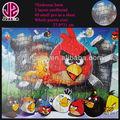 Vögel puzzle spiel