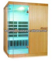 7 Digital Color therapy System Home Sauna,Marine Spaindoor Sauna,Sea Sand Infrared Sauna With Ceraic Heater
