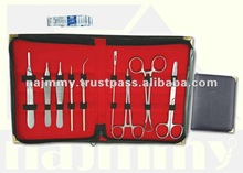 Dissecting Set For Medical Students
