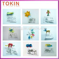 Cheap Wholesale plastic small diy kids toys