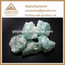 fluorite lump 75% CaF2 natural material