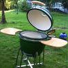 New Green AU-23.5inch ceramic bbq grill kamado for garden kitchen