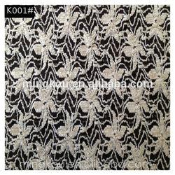 2014 Fashion new design good styles thin chenille fabric lace heavy fabric lace new fabric lace