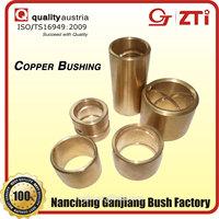 oilless bronze bushing electric motor bronze bushing