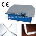 espaciador de aluminio de la máquina de flexión lzj01