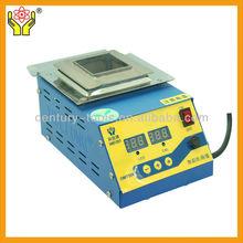 Digital control tin weld