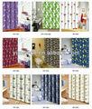 Textil duschvorhang 180x180cm polyester bad duschvorhang/Strapazierfähige textil duschvorhang