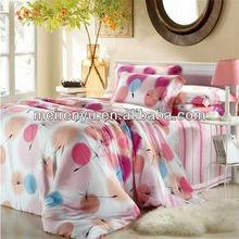 egyptian cotton luxury print bedding set home style good price