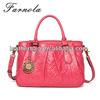 2014 woman handbag wholesale, 100% genuine leather handbags for women