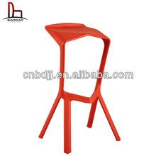 Elegant new style modern antique styled salon replica hign heel shoe bar stool club bar chair
