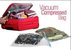 vacuum compressed/storage bag for mattress/clothes