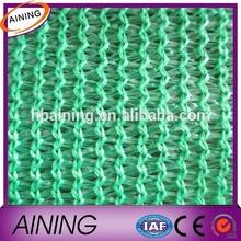 Plastic shade cloth clips for shade net/ sunshade net for sale/pe raschel shade net