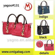 elegant new style metal chain accessory handbag
