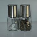 Bunte high Qualitätsmanagement-Handbuch Salz& Pfeffer Mühle/glasflasche/gewürzmühle