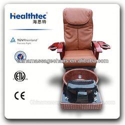 Purple Home or Salon Used Pedicure Chair steam sauna spa equipment