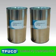 Solvent free PUR fabric lamination polyurethane glue