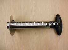 de acero inoxidable máquina de cortar piña con wedger 110722