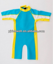 Bambini/bambini 3/2mm muta shorty lycra costume da bagno