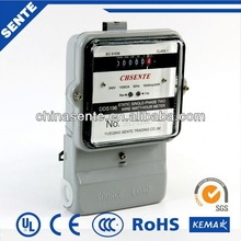 DDS196 type single phase electronic watt-hour current transformer for energy meter