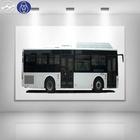 New luxury 10.5m 40 Seats Low Floor CNG City Bus