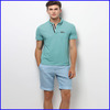 latest summer golf polo shirt for men factory custom man polo t-shirt