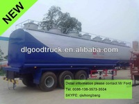 3 axles 40m3 double hulled oil tankers for sale 0086-13635733504