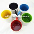 Xícara de cerâmica sublimação, atacado cerâmica xícara de café, barato por atacado xícara de chá de