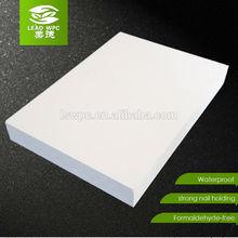 LEEAD pvc foam board pvc profile sheet price