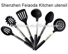 Feiaoda Technology Non-Stick Silicone Kitchen Accessories (6 Piece)