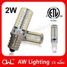 LED candle silicon AC230V CE RoHS candle light E14 LED lighting