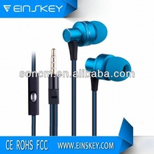 In ear OEM ODM E-E006 earbuds earphones with retail package