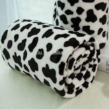 walmart soft flannel fleece throw blanket cow print