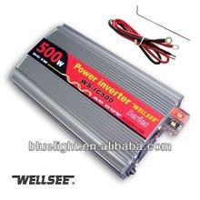 500W sine wave voltage converter CE ISO 9001 2000 WS-IC500W