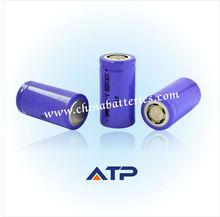 Hot selling 18350 3.7v 900mah li-ion battery / 18350 3.7v 900mah small size battery for ecig