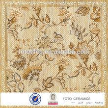 pavimento in marmo con bellissimi fiori di progettazione