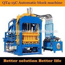 coal brick making machine qt4-15 dongyue machinery group
