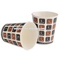8oz descartáveis eco- amigável de impressão boa para diamond padrão de parede simples copo de papel para venda melhor