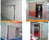 Cold Room Sliding Door with fire retardant ( 100mm/150mm)