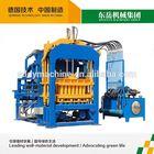 color paving block color brick making machine qt4-15 dongyue machinery group