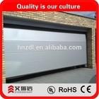CE approved sectional garage door and overhead garage door panel