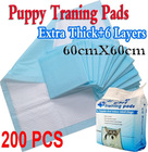 Super Absorbent Puppy Pet Dog Cat Puppy Wee Training Pads Toilet