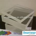 big size transparent clear 60mm acrylic sheet